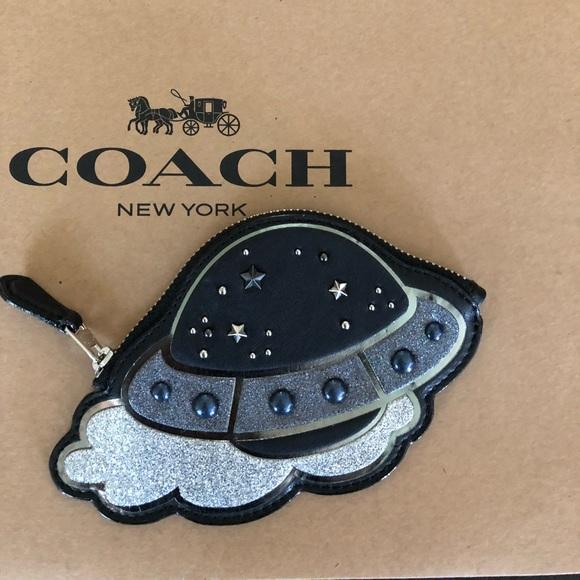 Coach Bags Adorable Authentic Ufo Coin Purse Nwt Poshmark